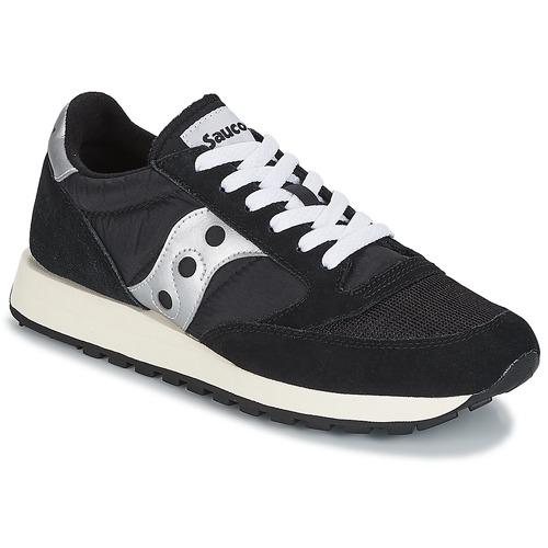 Saucony JAZZ ORIGINAL VINTAGE Nero / Bianco  Scarpe Sneakers basse  95
