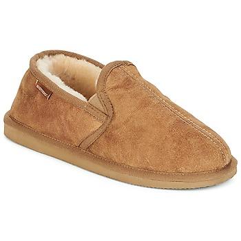 Scarpe Uomo Pantofole Shepherd BOSSE Camel