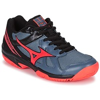Scarpe Donna Sport Indoor Mizuno CYCLONE SPEED Nero / Grigio / Arancio