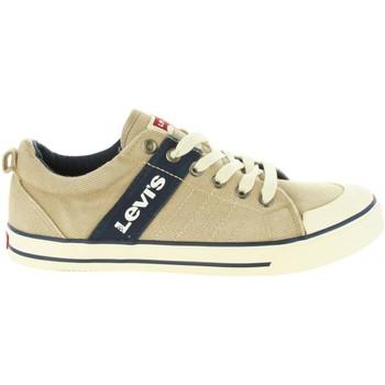 Scarpe Unisex bambino Sneakers Levi's VALB0006T ALABAMA Beige