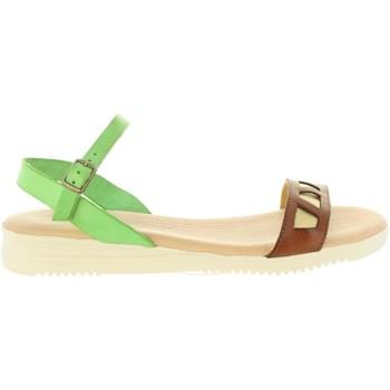 Scarpe Donna Sandali Cumbia 20575 Verde