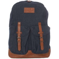 Borse Uomo Zaini Mc2 Saint Barth CODY Zaino Uomo Denim Dark Denim Dark