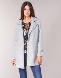 Abbigliamento Donna Cappotti Vila VIDORY Grigio