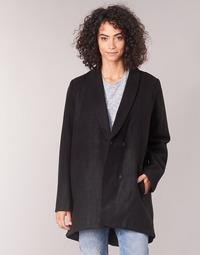 Abbigliamento Donna Cappotti Vila VICAMDON Nero