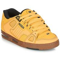Scarpe Uomo Sneakers basse Globe SABRE Giallo
