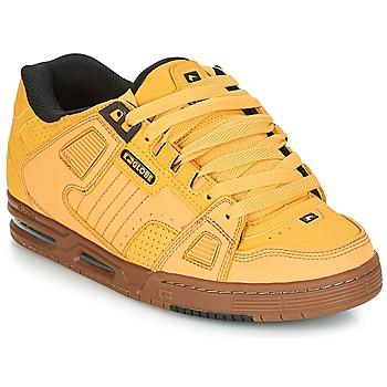 Scarpe Uomo Sneakers basse Globe SABRE Wheat / Tobacco