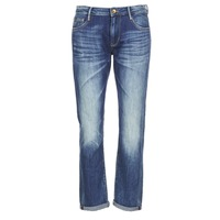 Abbigliamento Donna Jeans boyfriend Le Temps des Cerises HERITAGE Blu / Medium