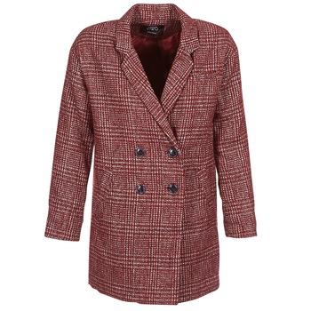 Abbigliamento Donna Cappotti Le Temps des Cerises LADY Bordeaux