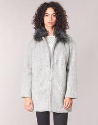 Abbigliamento Donna Cappotti Le Temps des Cerises DUCHESSE Grigio
