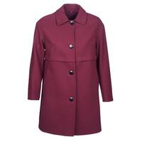 Abbigliamento Donna Cappotti Sisley FAREDA Bordeaux