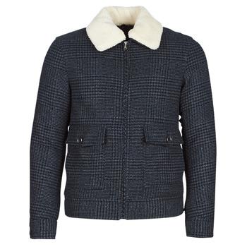 Abbigliamento Uomo Cappotti Sisley FADVIN Grigio