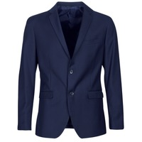 Abbigliamento Uomo Giacche / Blazer Sisley FASERTY Marine
