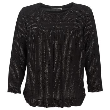Abbigliamento Donna Top / Blusa See U Soon IRAZU Nero / Oro
