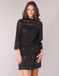 Abbigliamento Donna Top / Blusa See U Soon TELICA Nero