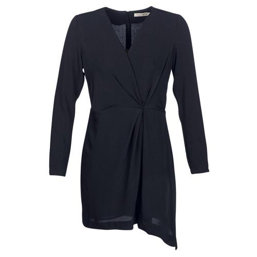 See U Soon TUNGURA nero nero nero - Consegna gratuita   Spartoo    - Abbigliamento Abiti corti donna 34,50 8d2