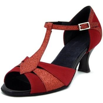 Scarpe Donna Sandali Osvaldo Pericoli sandalo rosso