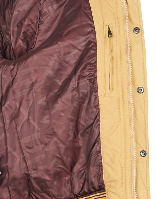 Beige Abbigliamento Consegna Gratuita Giubbotti Oxbow Jeres 6250 Uomo ulFJT3K1c