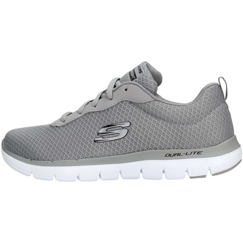 Calzature & Accessori grigi per uomo Skechers Advantage