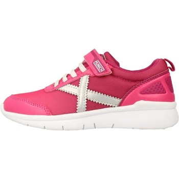Scarpe Bambina Sneakers basse Munich Fashion GROUND KID VCO Rosa