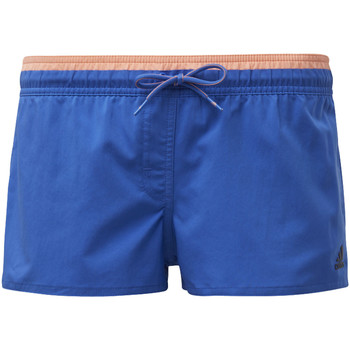 Abbigliamento Donna Costume / Bermuda da spiaggia adidas Performance Short 3-Stripes Beach blue