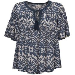 Abbigliamento Donna Top / Blusa Stella Forest ANNAICK Ecru / Blu