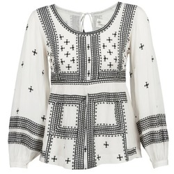 Abbigliamento Donna Top / Blusa Stella Forest ANTONETA Ecru / Nero