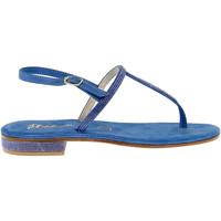 Scarpe Donna Sandali Balduccelli Sandalo basso  K26 C blu