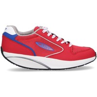 Scarpe Donna Sneakers basse Mbt  Rosso