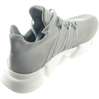 Scarpe Uomo Sneakers basse Made In Italia scarpe uomo sneakers bassa grigio in tessuto calzino lycra made GRIGIO