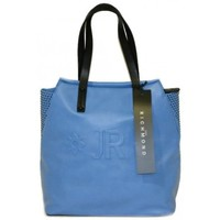 Borse Donna Borse a mano John Richmond Borsa donna Richmond modello Tall Shopping Blu in saldo Altri