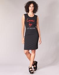 Abbigliamento Donna Abiti corti Love Moschino CARININA Nero