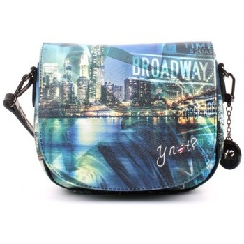 Borse Donna Tracolle Y Not? ? - Saddle broadway I-353 Multicolore