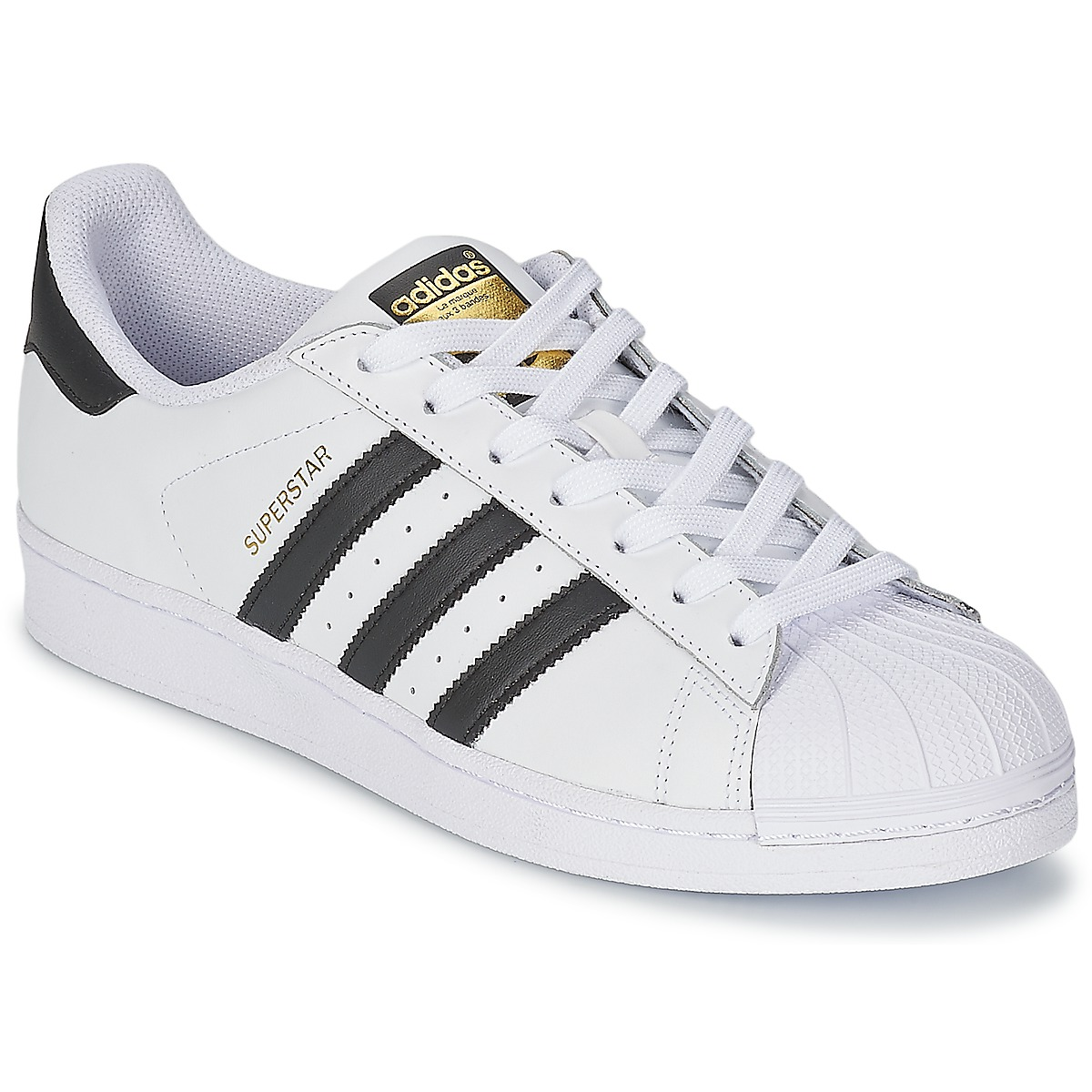 adidas Originals SUPERSTAR Bianco / Nero