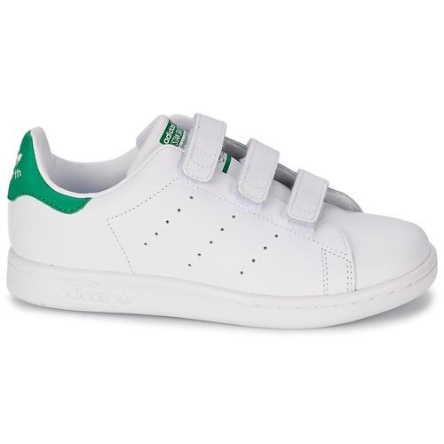 Originals Consegna Basse Smith C Bambino Adidas 4400 Cf Gratuita Sneakers Scarpe Stan BiancoVerde pLSzGVjMqU