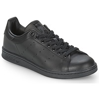 Scarpe Sneakers basse adidas Originals STAN SMITH Nero