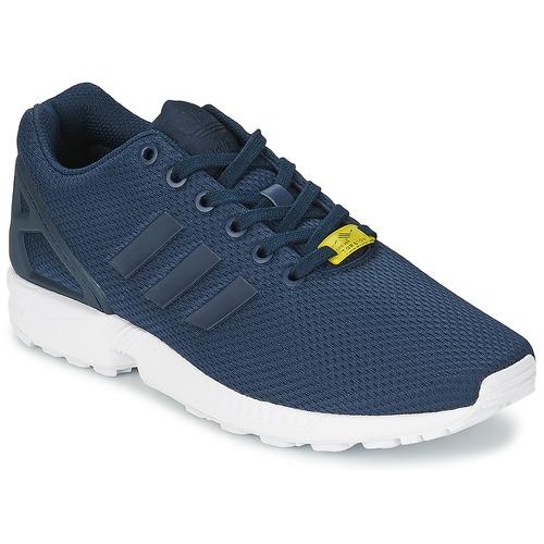 Scarpe Uomo Sneakers basse adidas Originals ZX FLUX Blu / Bianco