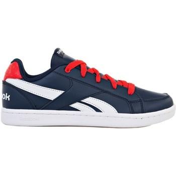Scarpe Unisex bambino Sneakers basse Reebok Sport Royal Prime Nero