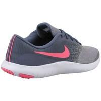 Scarpe Unisex bambino Sneakers basse Nike Flex Contact GS Grigio