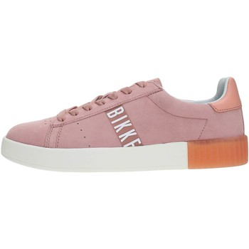 Scarpe Donna Sneakers basse Bikkembergs BKW10200 Sneakers Donna PINK PINK