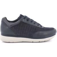 Scarpe Uomo Sneakers basse Impronte 9 - IM181023 Scarpa Allacciata Uomo Blu Blu