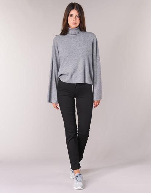 Abbigliamento Donna Jeans dritti Lee MARION STRAIGHT Nero