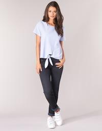 Abbigliamento Donna Jeans dritti Lee ELLY ZIP Nero