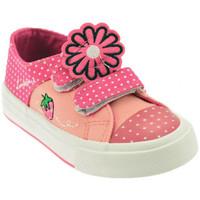 Scarpe Bambino Sneakers alte Lumberjack KAPI STRAPPO Sneakers multicolore