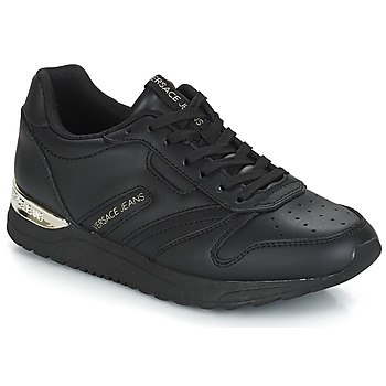 Scarpe Donna Sneakers basse Versace Jeans TAPADO Nero