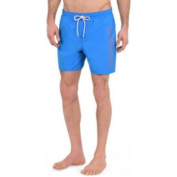 Abbigliamento Uomo Costume / Bermuda da spiaggia Napapijri VARCOBOXERMARE azzurro