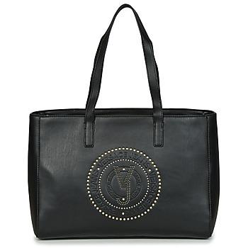 Borse Donna Tote bag / Borsa shopping Versace Jeans CESUS Nero