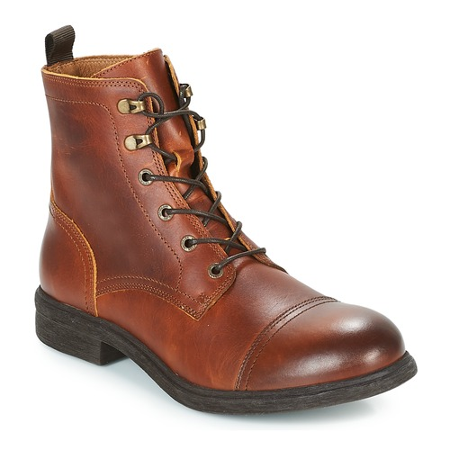 Selected TERREL Scarpe LEATHER BOOT Cognac  Scarpe TERREL Stivaletti Uomo 119,99 bf395a