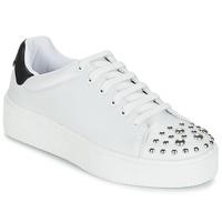 Scarpe Donna Sneakers basse Vero Moda SITTA SNEAKER Bianco