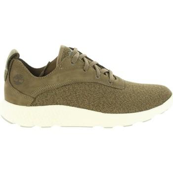 Scarpe Uomo Sneakers basse Timberland A1SXN FLYROAM Verde