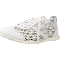 Scarpe Donna Sneakers basse Munich Fashion OSAKA Bianco